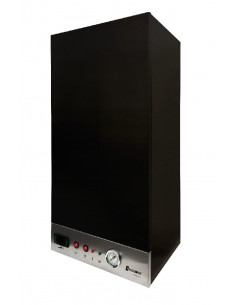 Caldera Eléctrica Flowing Advance DS-10 Silver Black 10 Kw.