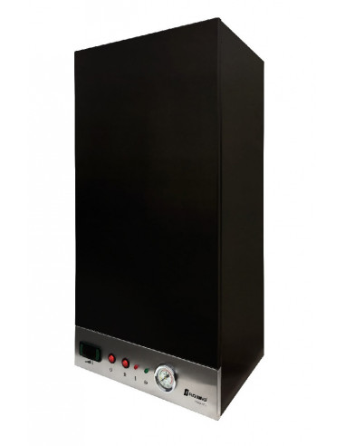 Caldera Eléctrica Flowing Advance SC-30 Silver Black 30 Kw.