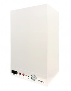 Caldera Eléctrica Flowing Advance DS-10 White 10 Kw.